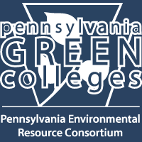Pennsylvania Green Colleges Logo