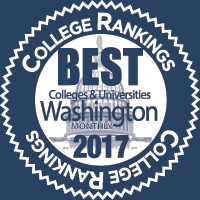 Washington Monthly: 2017 Best Colleges and Universities