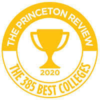 The Princeton Review: The 385 Best Colleges, 2020