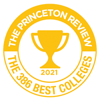The Princeton Review: The 386 Best Colleges, 2021