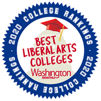 Washington Monthly: 2020 Best Liberal Arts Colleges