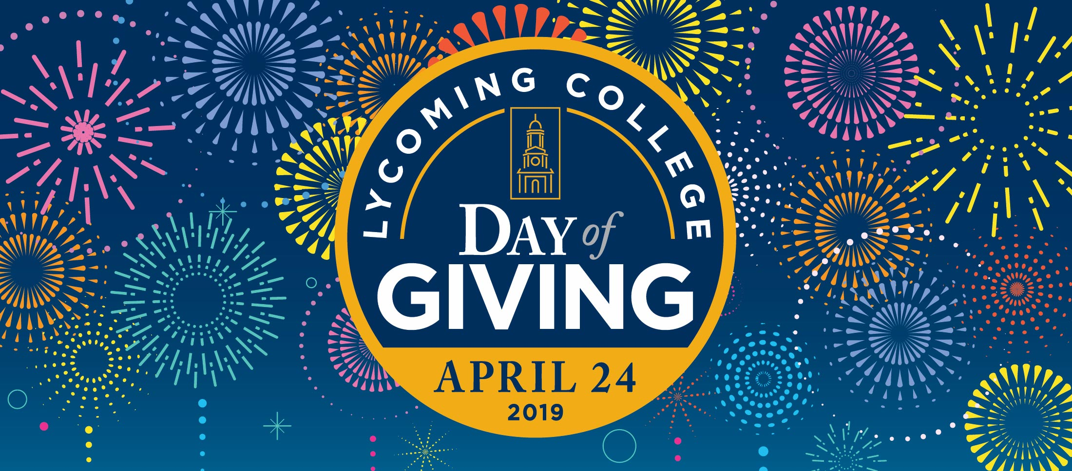 Lycoming College Day of Giving - April 24, 2019