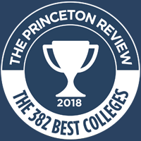 The Princeton Review: The 382 Best Colleges, 2018