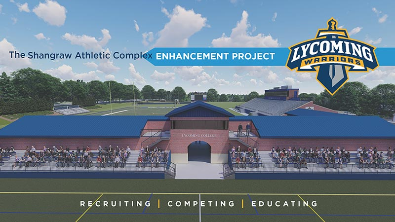 The Shangraw Athletic Complex Enhancement Project
