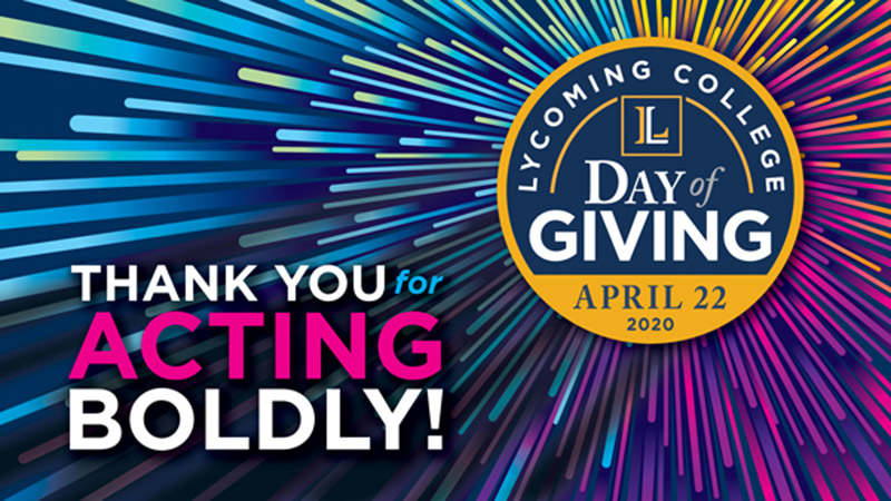 Day of Giving Thank You Graphic