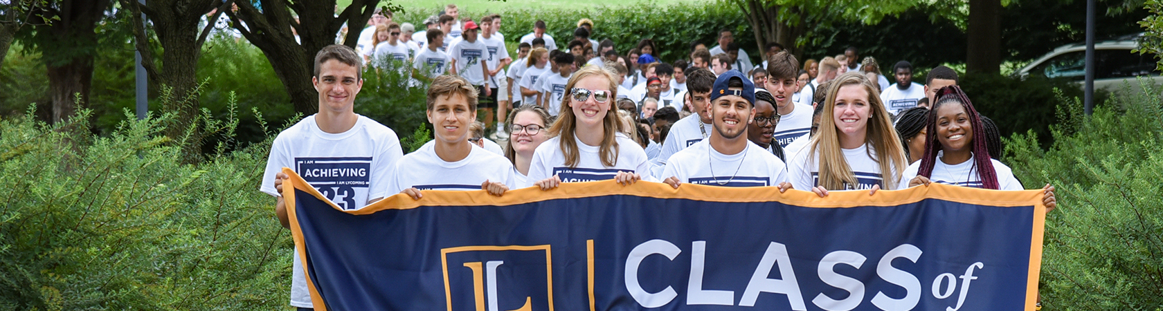 First-Year Students