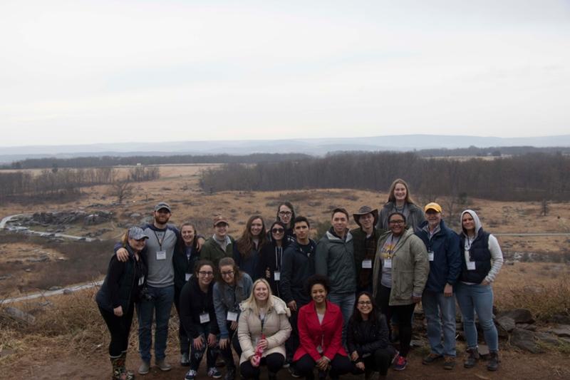 Gettysburg Academic Calendar.Gettysburg Leadership Capstone Offers Students Valuable Insight