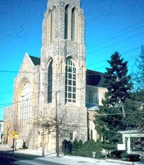 CHURCHES WITHIN THE PRESENT BOUN